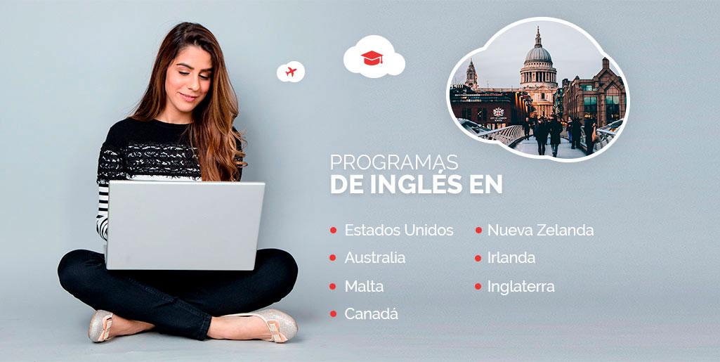 curso de idiomas en el exterior