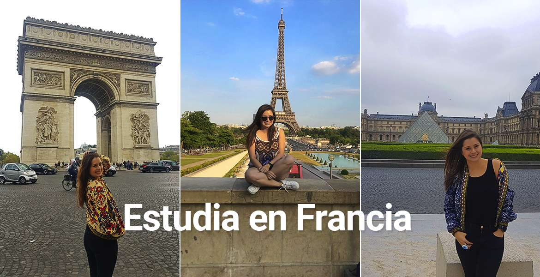 Cursa tus estudios superiores en Francia